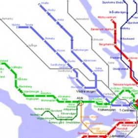 Subway Friend Finder Image